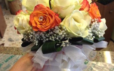 Come creiamo un bouquet da cerimonia