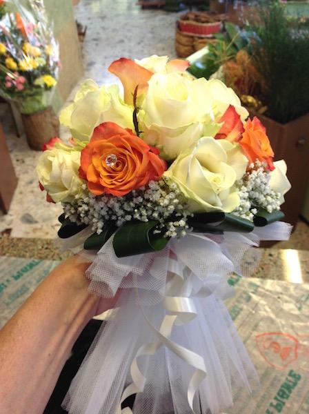Come si fa un bouquet?