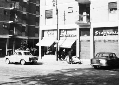 Fiori Astrid al Boschetto, anni 60