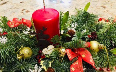 Composizioni natalizie: il video