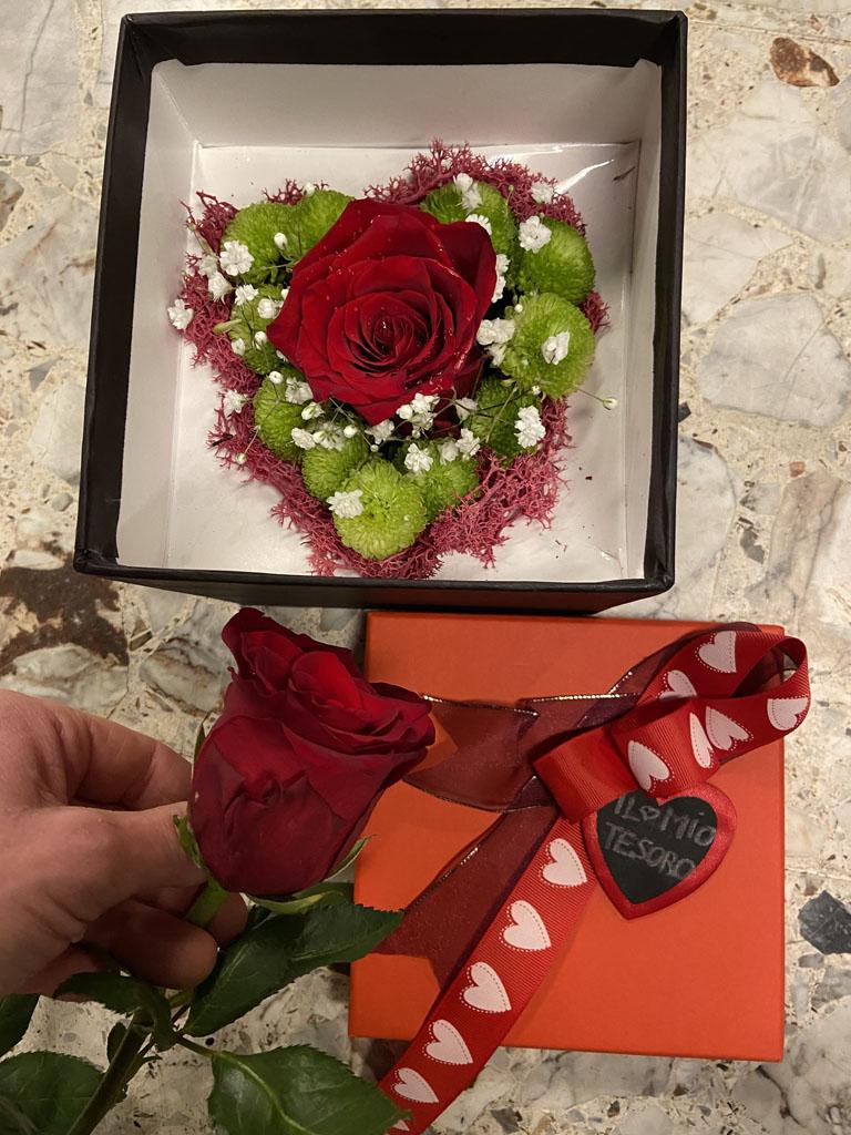 San Valentino fiori